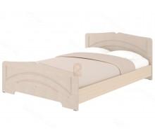 Двуспальная кровать Кровать-140 Гера МДФ