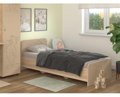 Односпальная кровать Симба МДФ