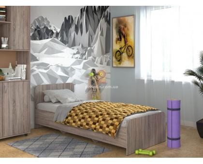 Односпальная кровать Симба ДСП