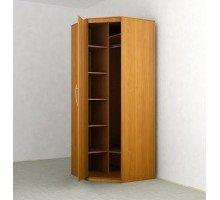 Угловой шкаф с одной дверью из ДСП