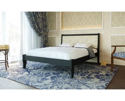 Деревянная кровать Монако Лев