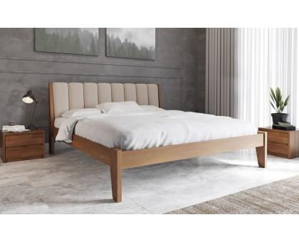 Деревянная кровать Токио Лев