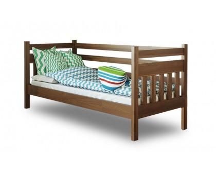 Деревянная односпальная кровать Умка-1