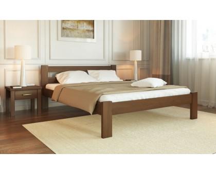 Деревянная кровать Соня Лев