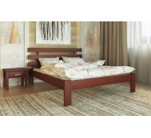 Деревянная кровать Ассоль Лев