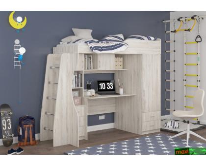 Кровать-чердак КД-02