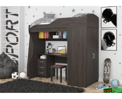 Кровать-чердак КД-05