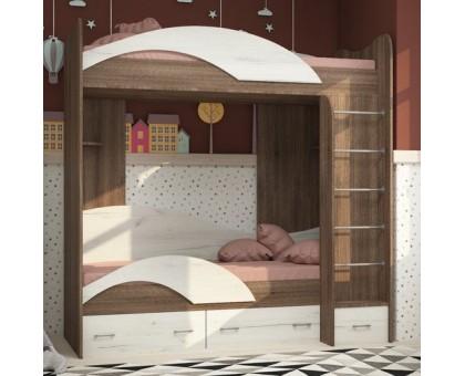 Кровать двухъярусная Континент