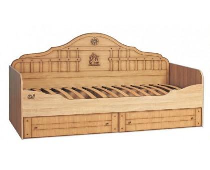 Кровать с ящиками Остров Сокровищ Континент