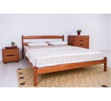 Деревянная кровать Ликерия без изножья