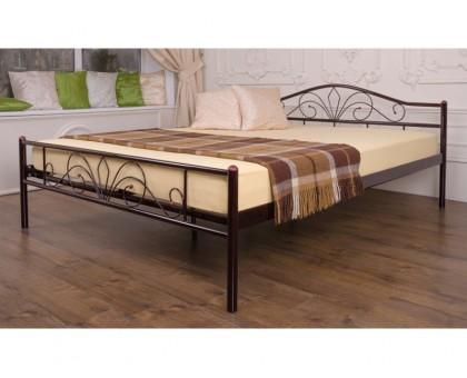 Металлическая кровать Релакс