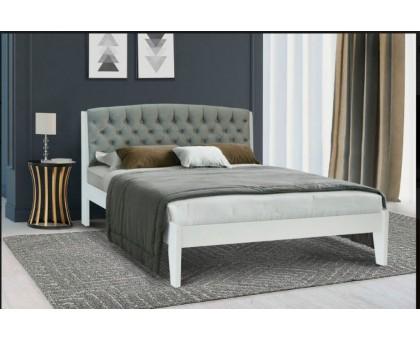 Деревянная кровать Вирджиния