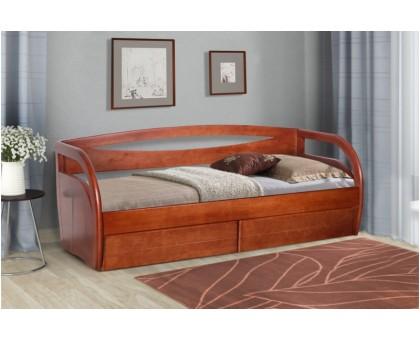Односпальная кровать Бавария недорого - купить кровать в Запорожье