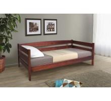 Детская деревянная кровать Лева
