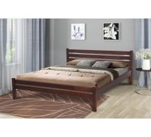 Деревянная кровать  Эко