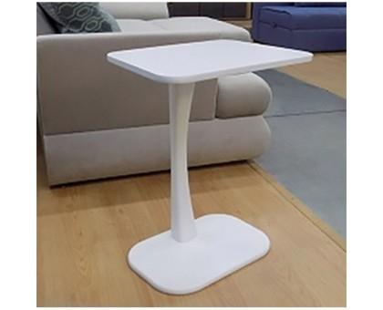 Напольная подставка Вега белая Микс-мебель