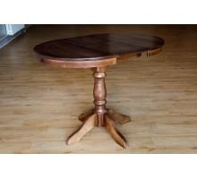 Деревянный раздвижной кухонный стол Чумак-2