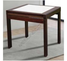 Деревянный обеденный стол Оникс