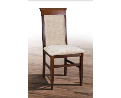 Деревянный кухонный стул Алла с мягкой спинкой