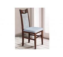 Деревянный кухонный стул Юля  с мягкой спинкой