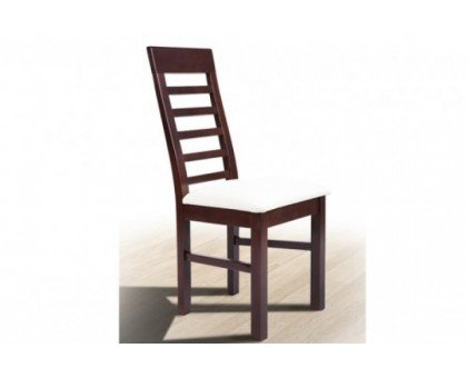 Деревянный кухонный стул Лидер