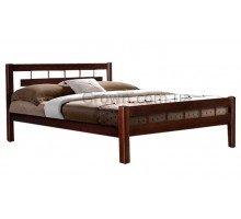 Деревянная кровать Альмерия