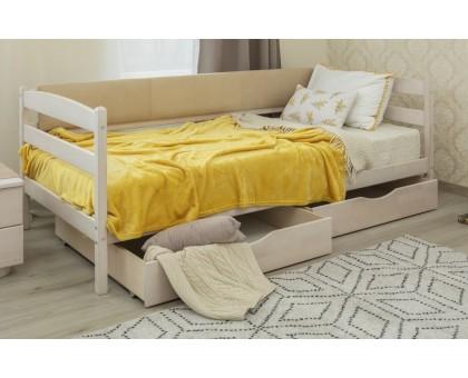 Кровать Марио с мягкой спинкой
