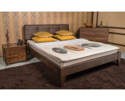 Деревянная кровать Дели бук Олимп