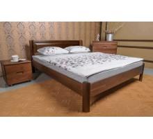 Кровать Марго с филенкой без изножья Бук Олимп