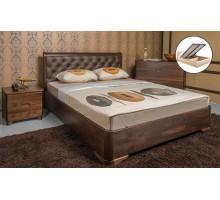 Деревянная  кровать Милена Премиум