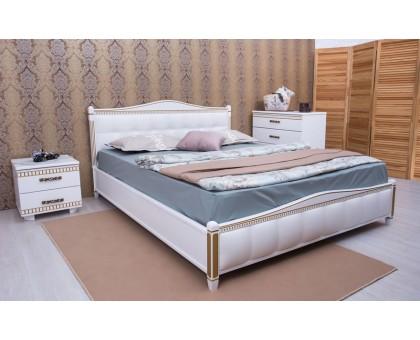 Кровать Прованс квадраты Бук Олимп