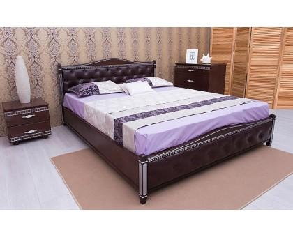 Кровать Прованс ромбы Бук Олимп