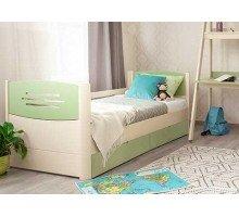 Деревянная детская кровать Марго Премиум Олимп