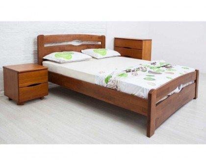 Деревянная кровать Лика Люкс