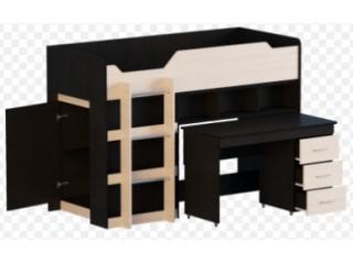 Купить кровать-чердак в Запорожье: самые популярные модели кроватей