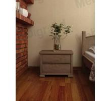 Деревянная прикроватная тумбочка Тоскана