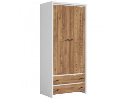 Двухдверный шкаф Кристина 2Д2Ш