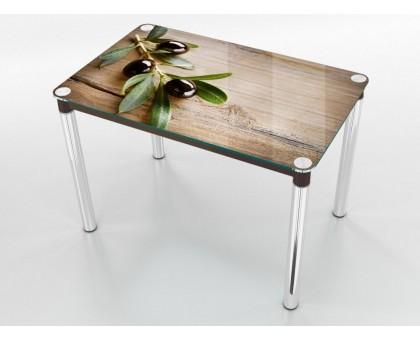 Кухонный стеклянный стол Модерн/Modern