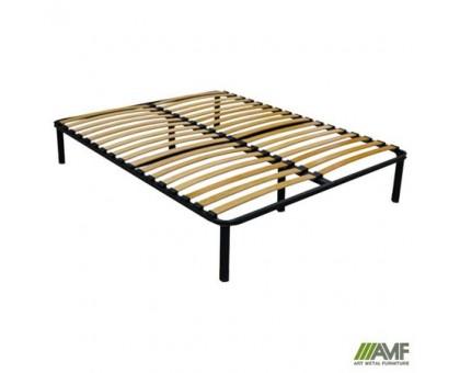 Каркас кровати усиленный (шаг 2,5 см.) с ножками