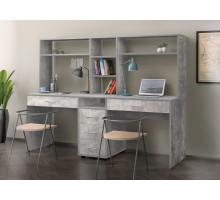 Письменный стол для двоих СТ-02 Киевский Стандарт