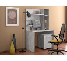 Письменный стол СТ-03 с тумбой Киевский Стандарт