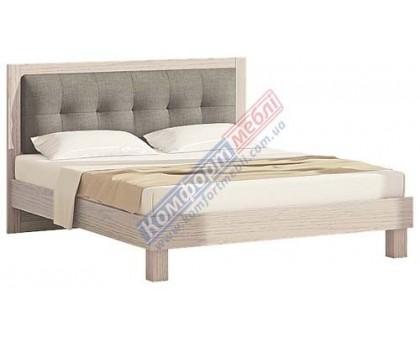 Кровать Мягкое изголовье-1 двуспальная 160