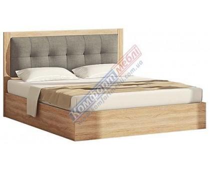 Кровать Мягкое изголовье-2 двуспальная с подъемным механизмом