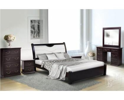 Деревянная кровать Ирина