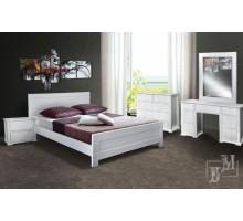Деревянная кровать Милена-2