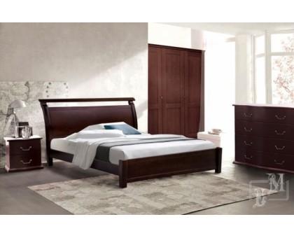 Деревянная кровать Юкка