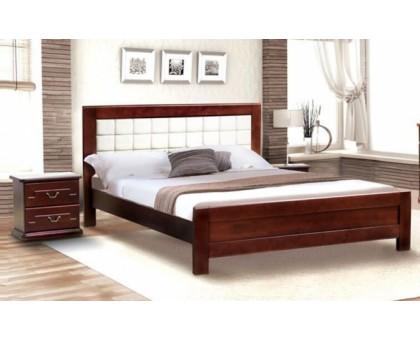 Деревянная кровать Милена-М