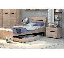 Кровать односпальная Аякс