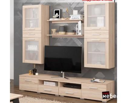 Модульная гостиная Макси мебель 06