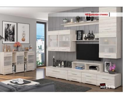 Модульная гостиная Макси мебель 07